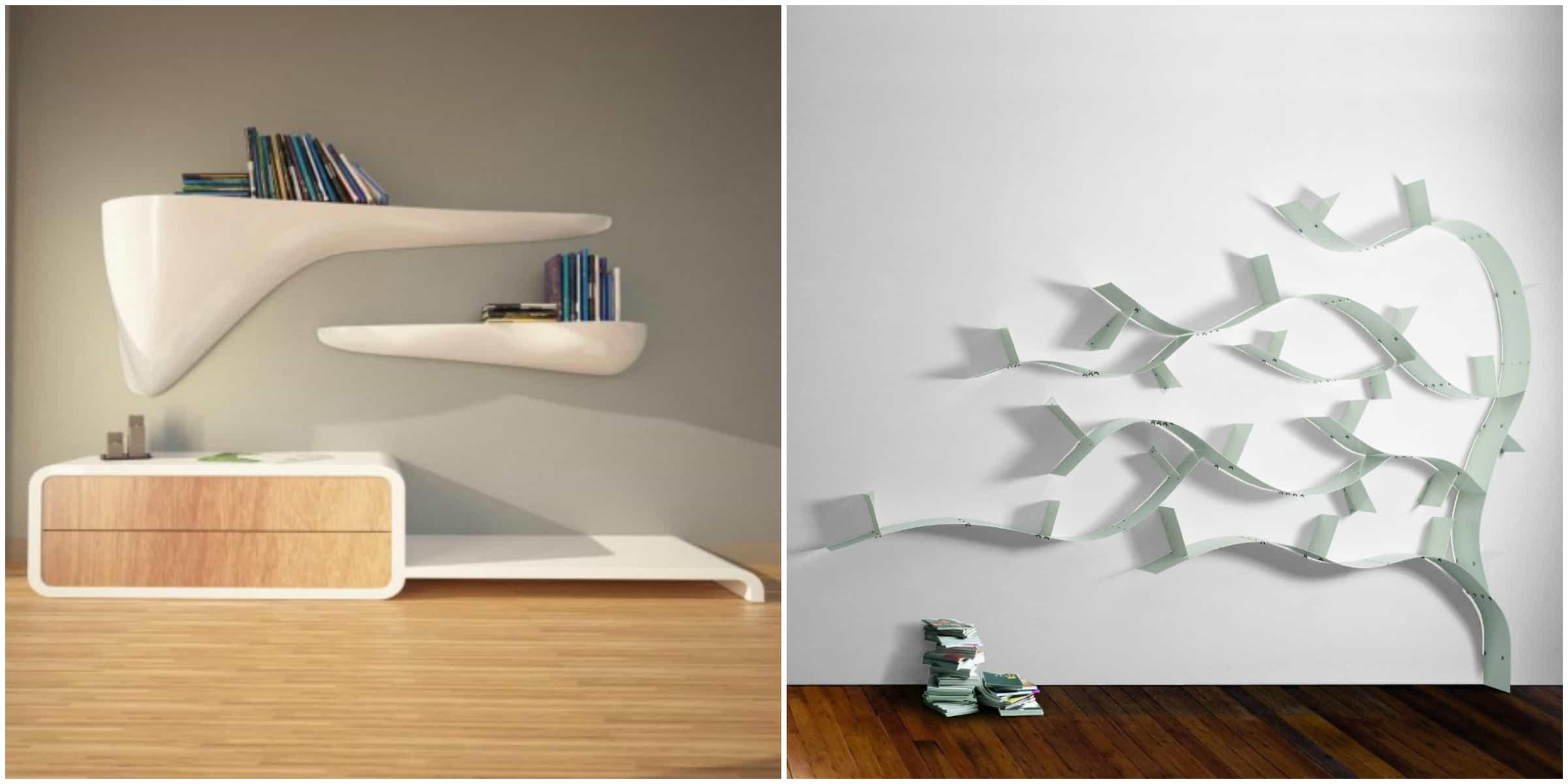 Arredamento Mensole A Parete.Consigli Di Arredo Le Mensole Di Design Arscity