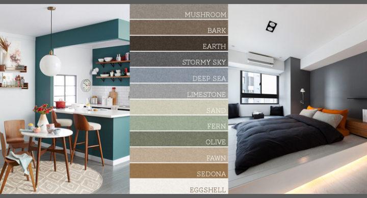 Arredare casa: scegliere il colore giusto