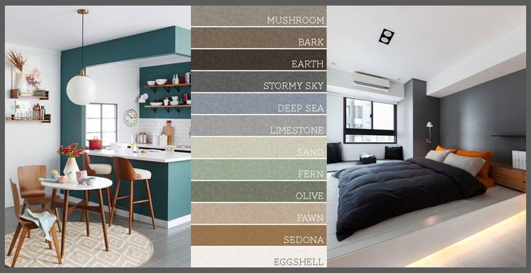 Arredare casa scegliere il colore giusto arscity for Idee per le pareti di casa