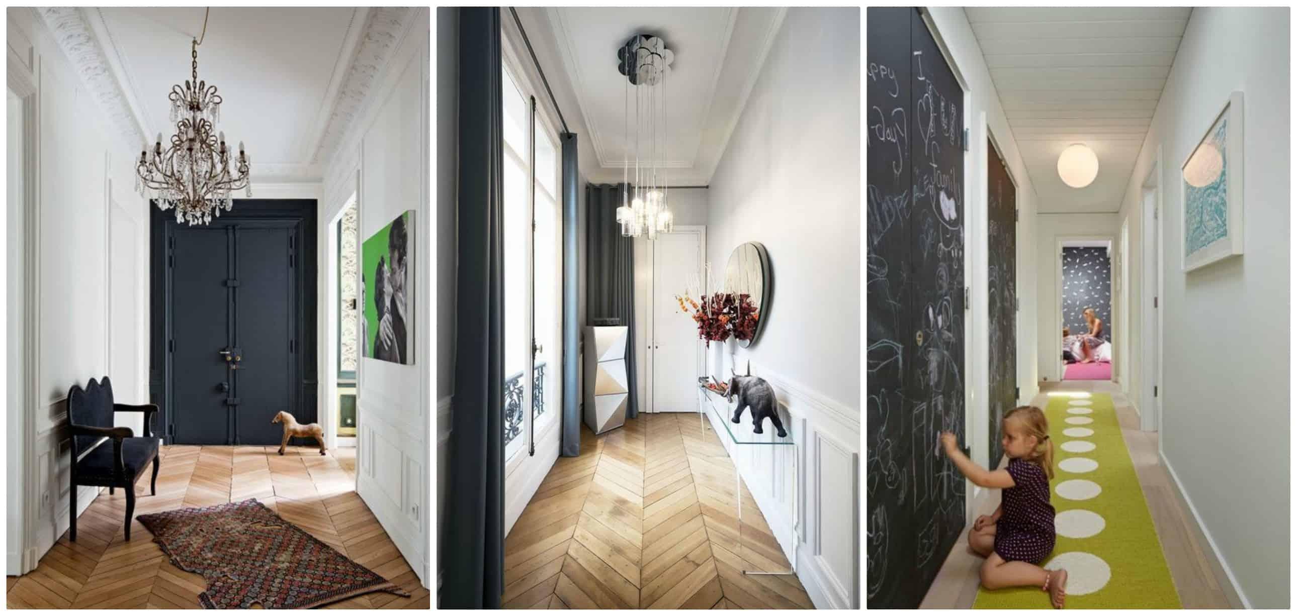 Illuminazione di Design per il Corridoio