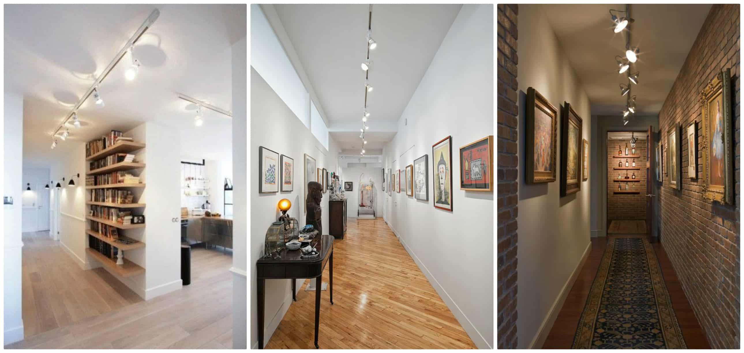 Illuminazione di design per il corridoio arscity - Il tappeto del corridoio ...