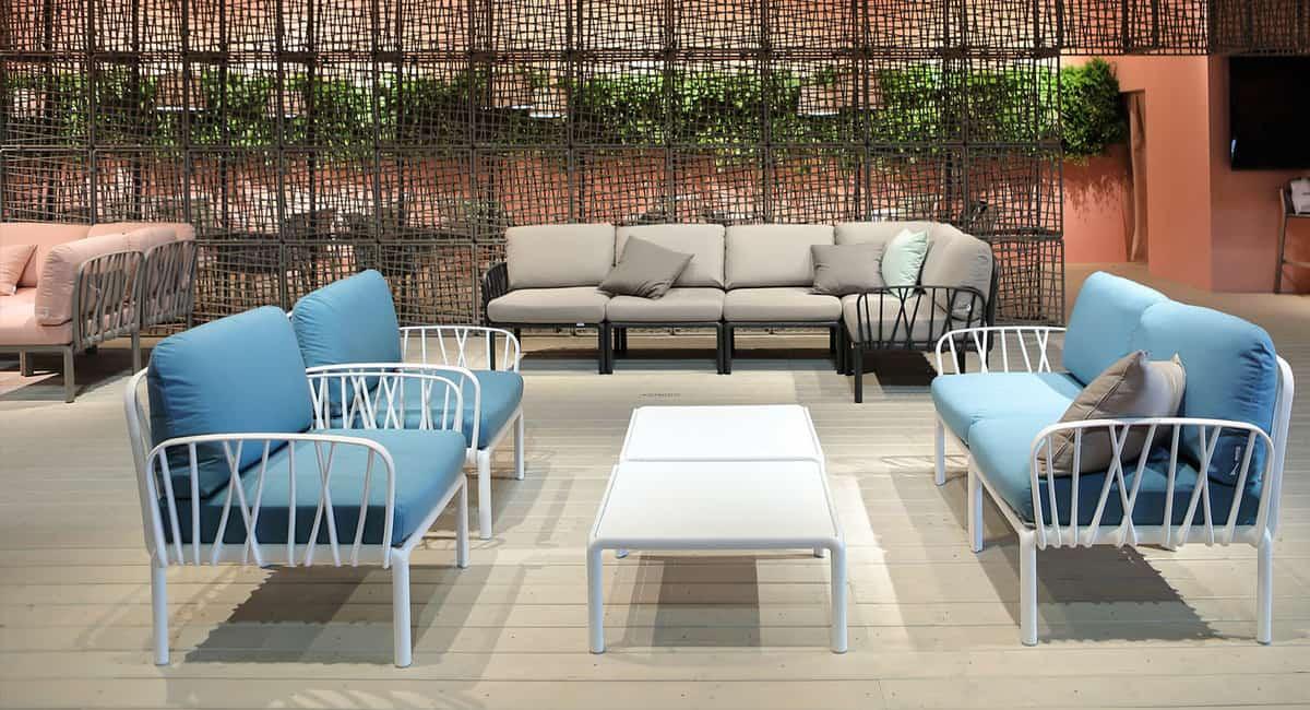 L 39 outdoor di design le novit nardi arscity - Smontare divano poltrone sofa ...