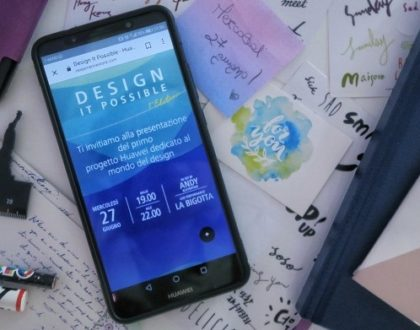 "Concorso ""Design it possible"":la creatività incontra la tecnologia"