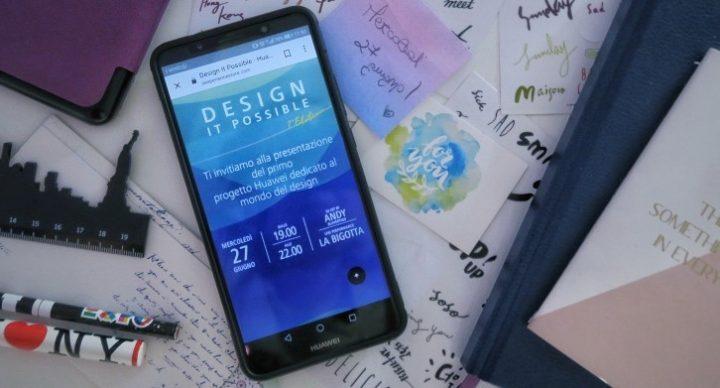 """Concorso """"Design it possible"""":la creatività incontra la tecnologia"""