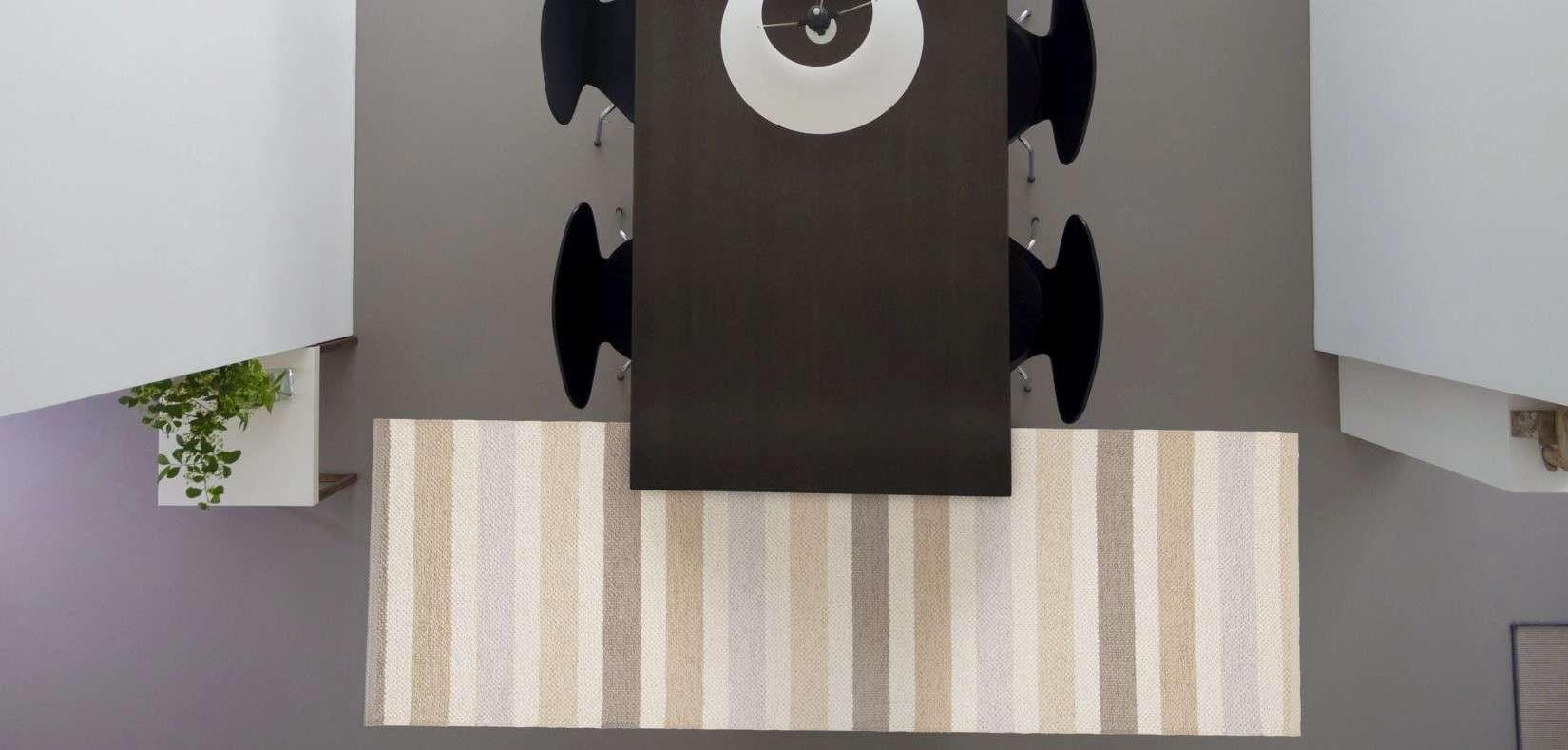 Tappeti Swedy: design scandinavo e cuore italiano