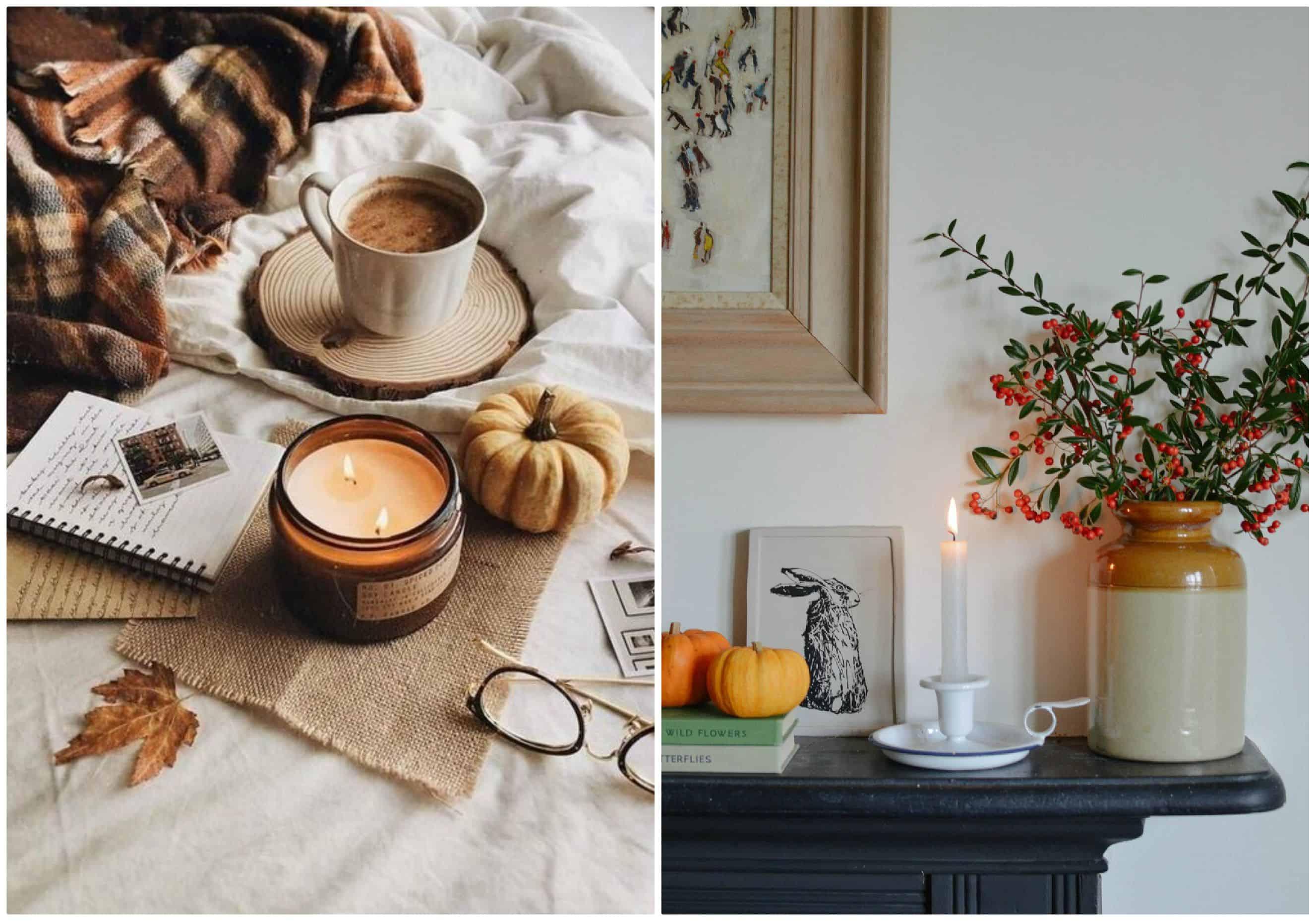 autunno in casa