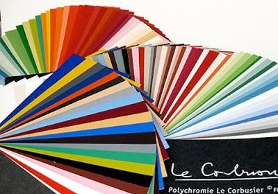 Le Corbusier a colori