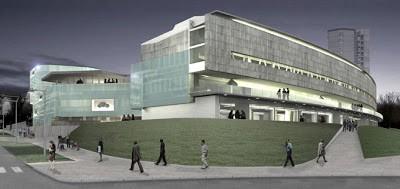 Il nuovo Museo dell'Auto di Torino