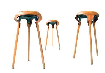 Sedie, sedute, poltrone e sgabelli nuovi e anticonvenzionali