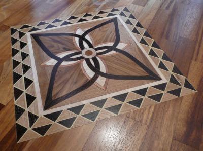 Il parquet intersiato:un tappeto ligneo di prestigio