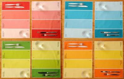 Arredare la casa con i colori Pantone