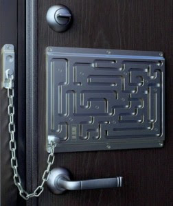 Porte e serrature: novità dal mondo del design