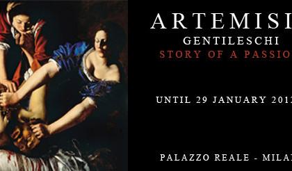ARTEMISIA GENTILESCHI: storia di una passione
