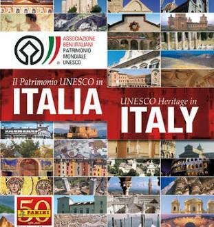 Le figurine del Patrimonio Unesco in Italia