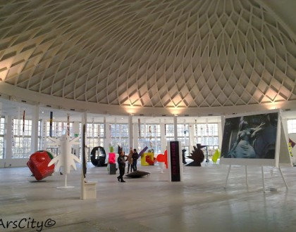 """Mostra """"Padiglione Italia""""a Torino Esposizioni"""
