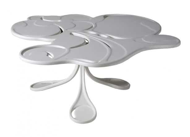 Salone del Mobile 2012: tavoli