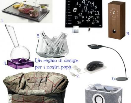 Festa del Papà 2013:qualche idea regalo