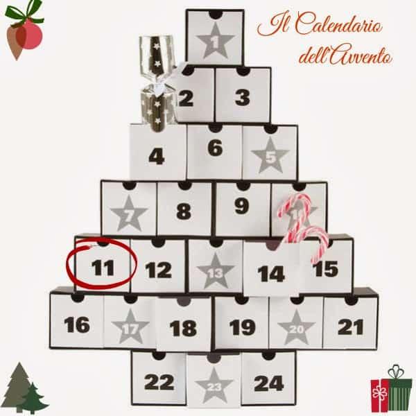 Il calendario dell'avvento:11 dicembre