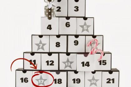 Il calendario dell'avvento:17 dicembre