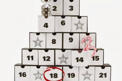 Il calendario dell'avvento:18 dicembre