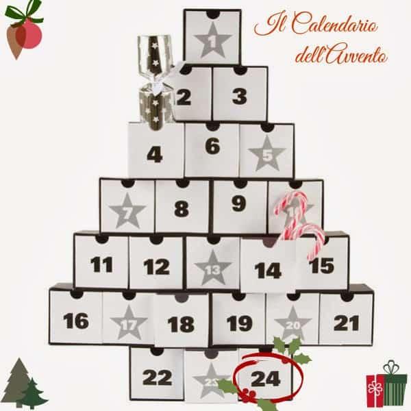 Il calendario dell'avvento:24 dicembre