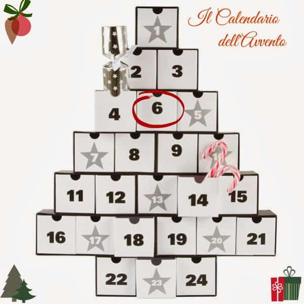 Il calendario dell'avvento:6 dicembre