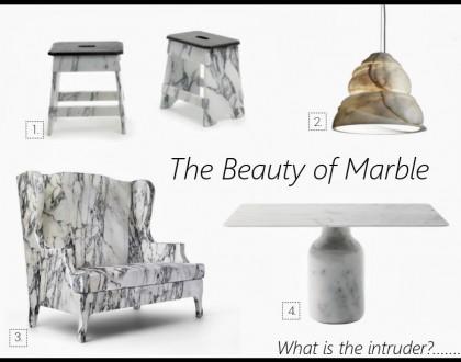 Arredi di marmo
