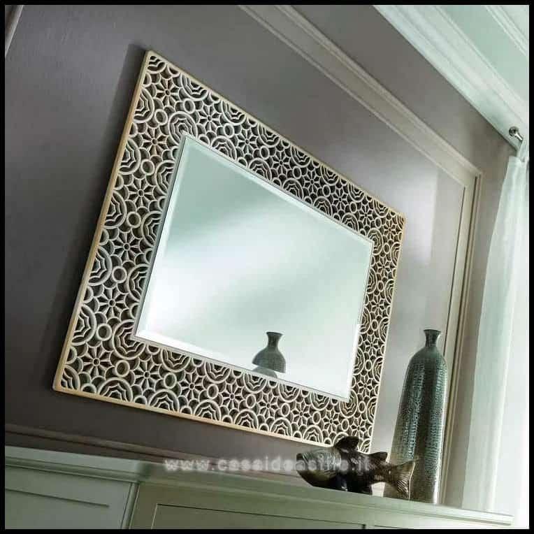 Arredare le pareti di casa:gli specchi