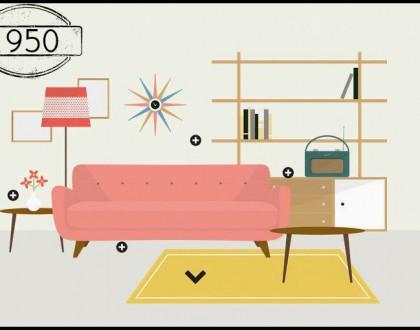 L'interior design e la moda