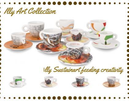 Tra arte e design:Illy SustainArt