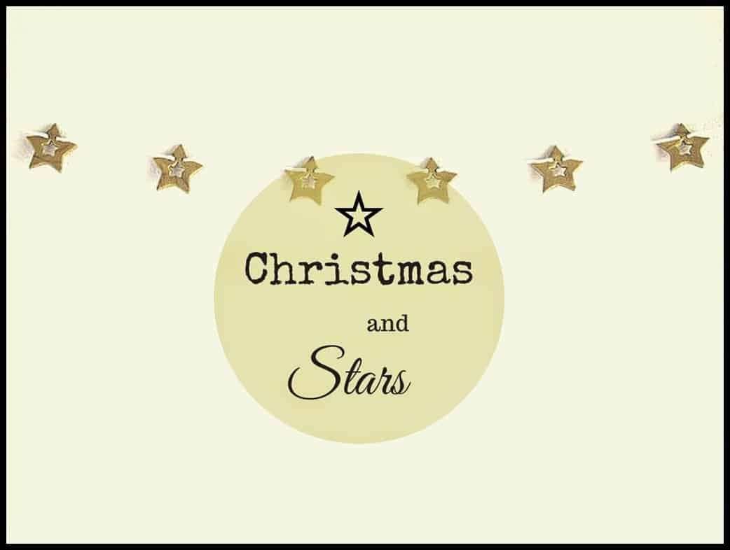 Design Time: Christmas and stars
