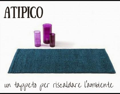 Un tappeto per riscaldare l'ambiente