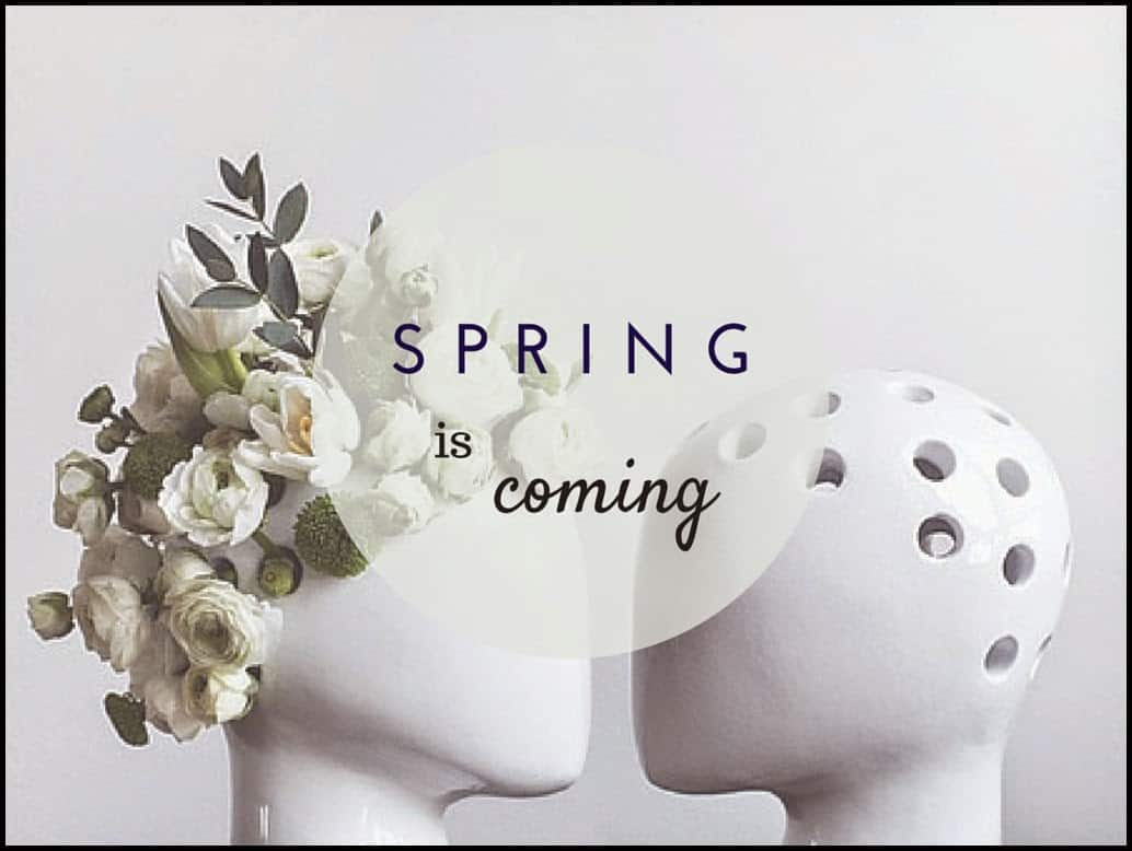 Design time #4:Spring is coming