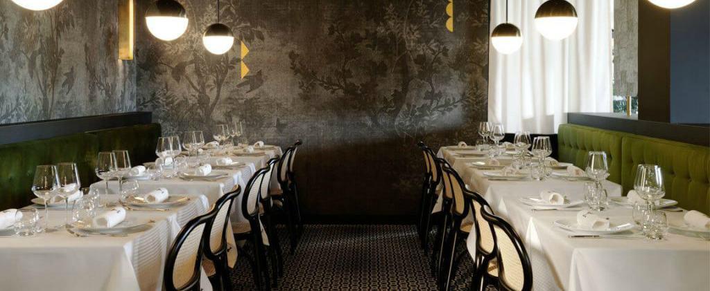 Una cena dal gusto retrò:La Forêt Noire