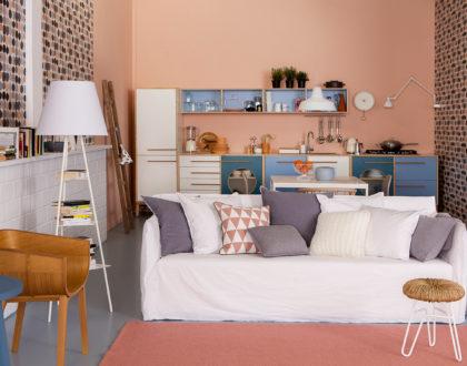 Pareti di casa:l'importanza del colore