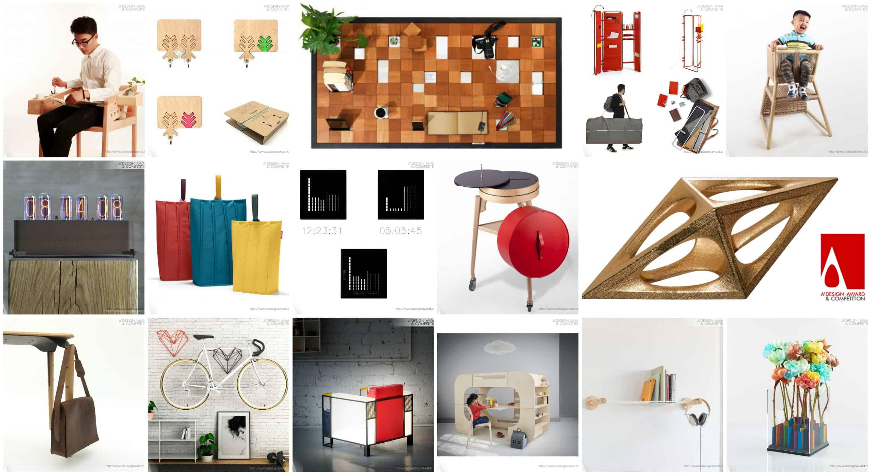 A' Design Award and Competition 2017:i vincitori