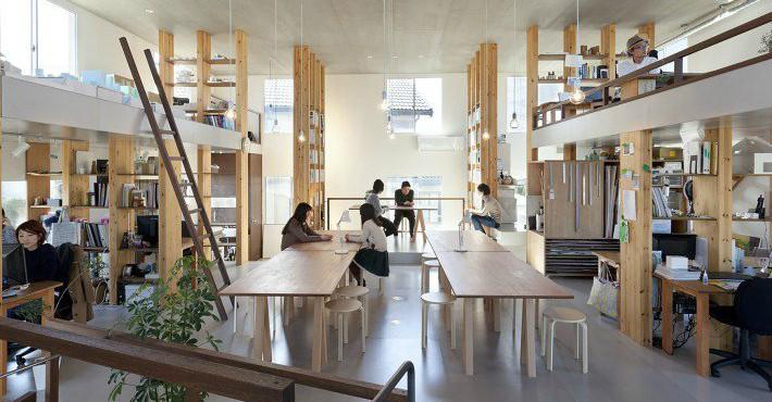 A' Design Award: Un ufficio da premiare