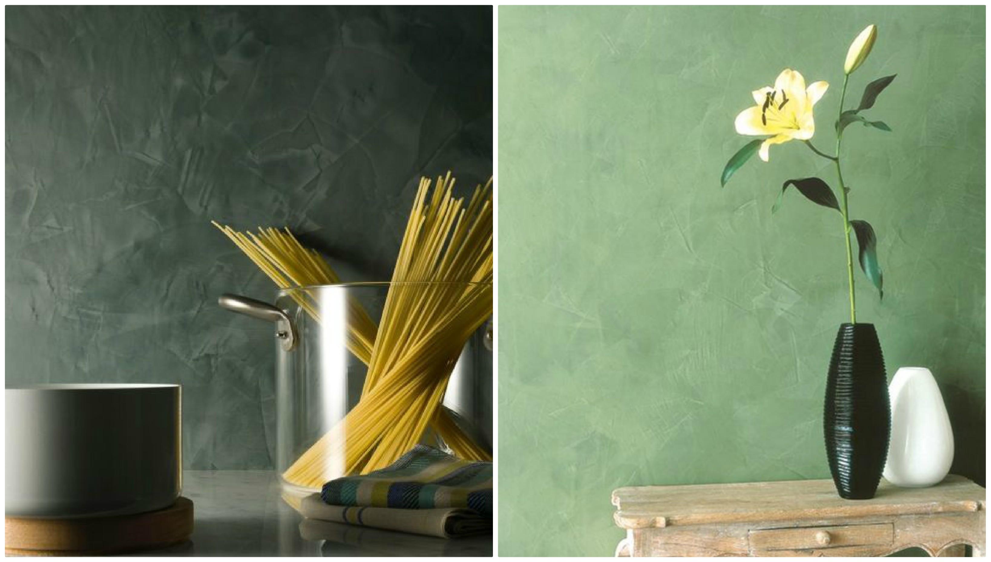 Tecniche Di Imbiancatura Moderna arredare casa con il colore: consigli sulla tinteggiatura
