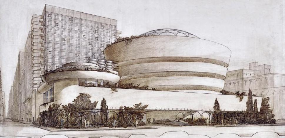 Frank Lloyd Wright tra America e Italia