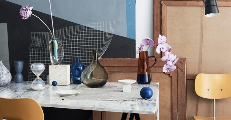 The art of color:collezione autunno di Zara Home