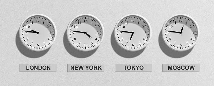 7 Orologi a pendolo per il cambio dell'ora