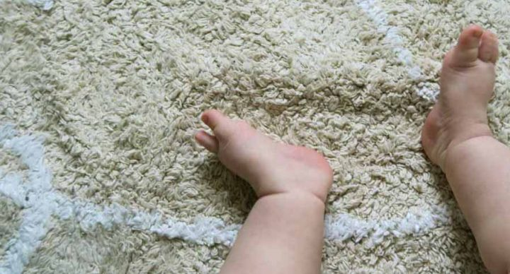 tappeto per i piccoli