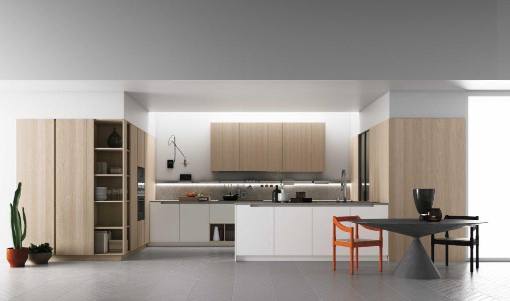 Cucina: l\'importanza della parete attrezzata - ArsCity