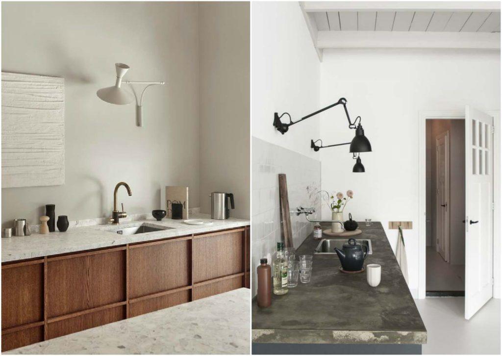 Lampada da parete:una tipologia di lampada da interni spesso sottovalutata e che invece è perfetta in molte situazioni, qualche esempio per usarla in casa.