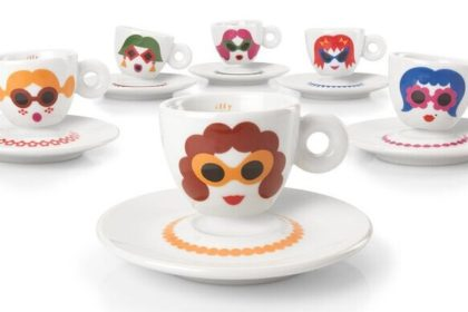 Illy Art Collection: Olimpia Zagnoli
