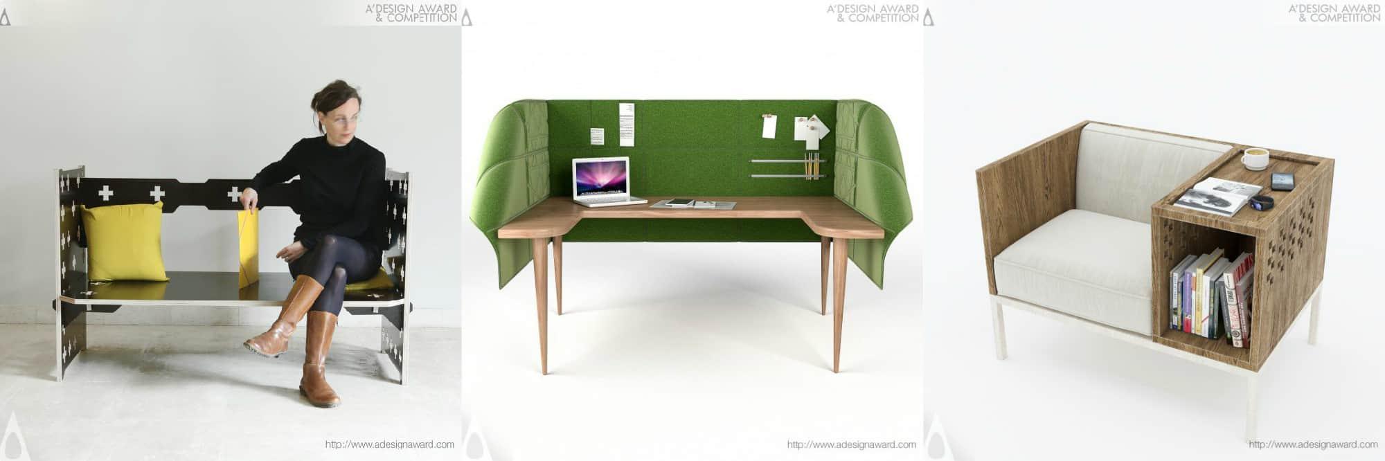 I trend nel campo dell'interior design per il 2020 con A'Design Award