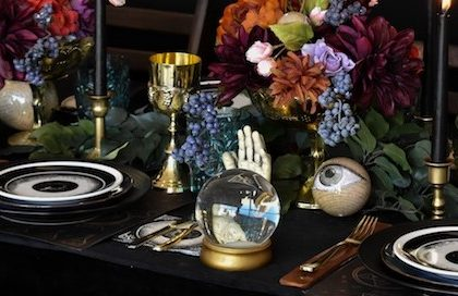 Halloween chic: come decorare casa con stile