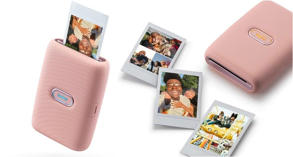 Stampante portatile per stampare le foto del proprio smartphone.
