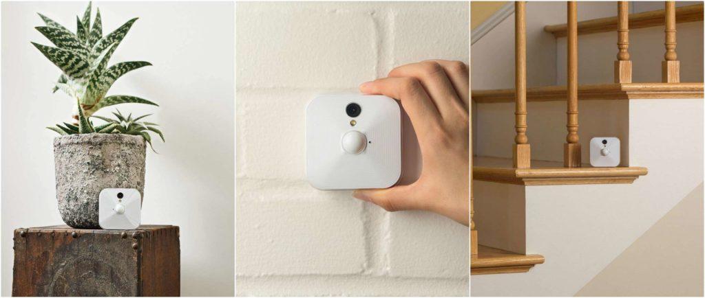Sistema di telecamere per controllare casa.