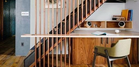 Smart working: come ricavare la propria postazione di lavoro in una casa piccola